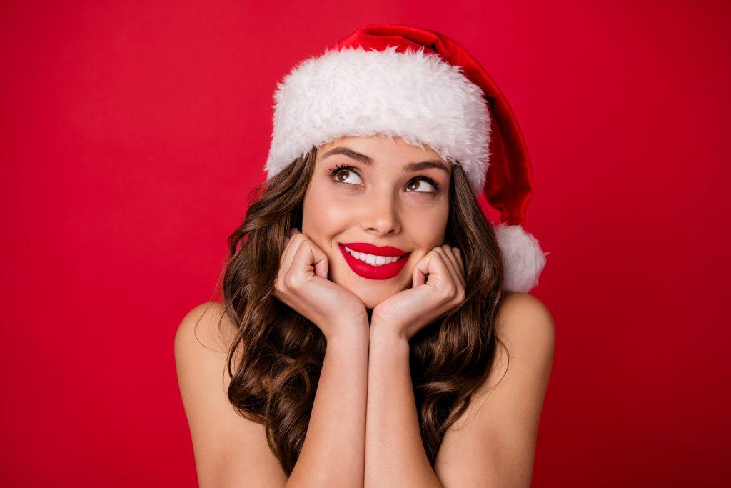 ¡presume De Sonrisa En Navidad!